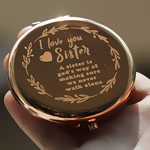 Sister Gifts, Sister Gifts for Sister-I Iove you Sister,A Sister is God's -
