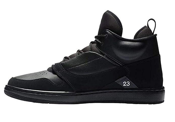 Nike Jordan Mens Fadeaway Basketball Shoes
