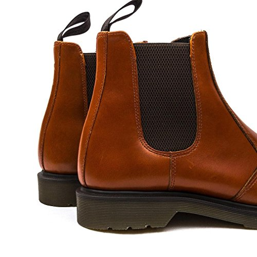 Dr. Martens 2976 Analine English Tan, Stivaletti Uomo Marrone (Bronzo)