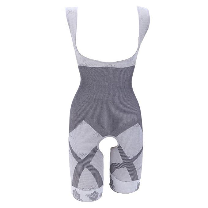 MISS MOLY Body Reductor|Mujer Leve Modeladora Faja Reductora Adelgazantes Bodysuit de Cintura Shapewear con