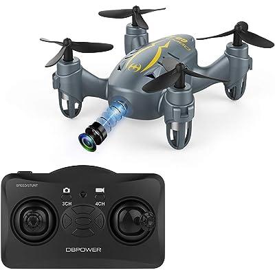 DBPOWER 720Pカメラ付きミニドローン gd60 送料込1,899円