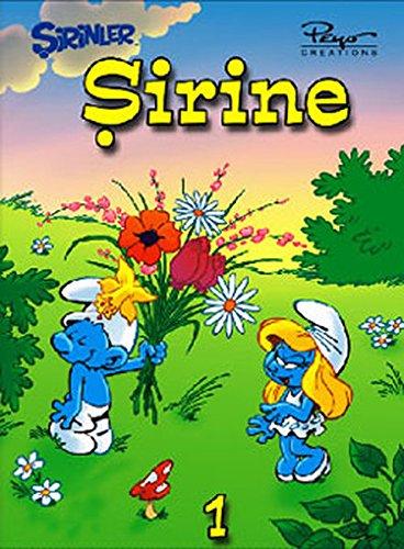 Sirinler 1 - Sirine Pierre Culliford Neslihan Ozakýncý