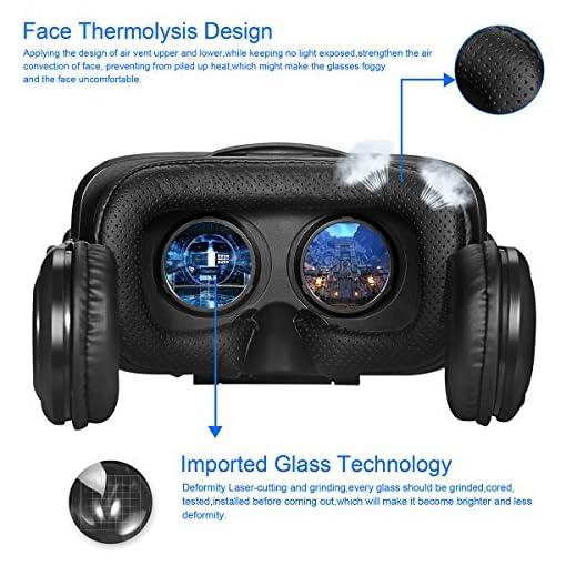 e4e77e533673 Canbor VR Headset