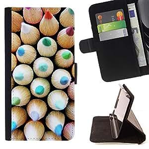 Momo Phone Case / Flip Funda de Cuero Case Cover - Maestra de Escuela trullo Niños Patrón Imagen - LG G4 Stylus H540