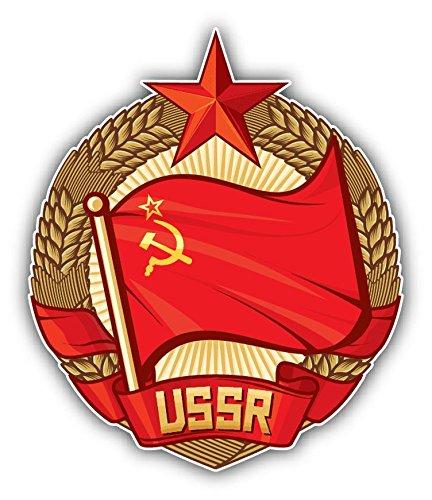 Buy soviet union flag car