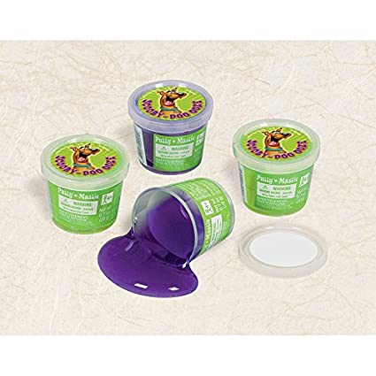Amazon.com: Ooze Putty Favor | Scooby-Doo Collection | Party ...