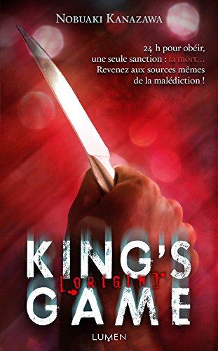 king's game origin: Nobuaki Kanazawa: 9782371020481: Amazon.com: Books