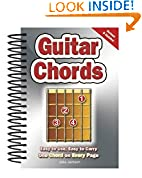 #9: Guitar Chords: Easy-to-Use, Easy-to-Carry, One Chord on Every Page