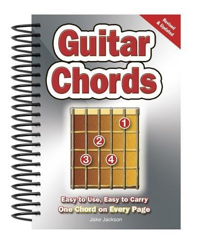 Guitar Chords: Easy-to-Use, Easy-to-Carry, One Chord on Every Page ...