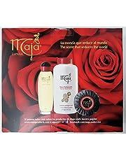 Maja Gift Set Eau De Toilette 50ml + Talc 100g + Soap 100g