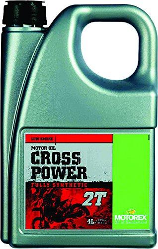 Motorex Cross Power 2T - 4 Liter 171-204-400