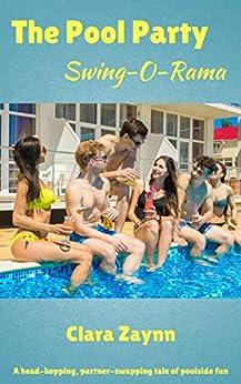 The Pool Party Swing-O-Rama by [Zaynn, Clara ]