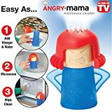 Zehui Kitchen Clean Tool microwave cleaner Angry Mama Microwave Oven Steam Cleaner Easily Cleans The Crud in Minutes