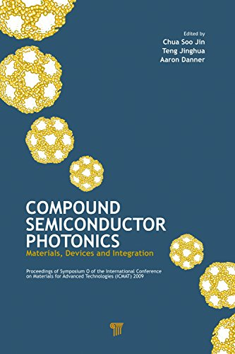 Compound Semiconductor Photonics: Materials, Devices and Integration Chua Soo-Jin