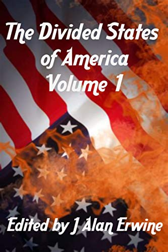 The Divided States of America Volume 1 by [Erwine, J Alan]