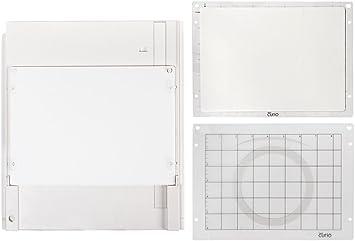 Silhouette CURIO-BASE-12 Plancha accesorio de cortapapeles - Accesorio cortador de papel (216 mm, 305 mm): Amazon.es: Oficina y papelería