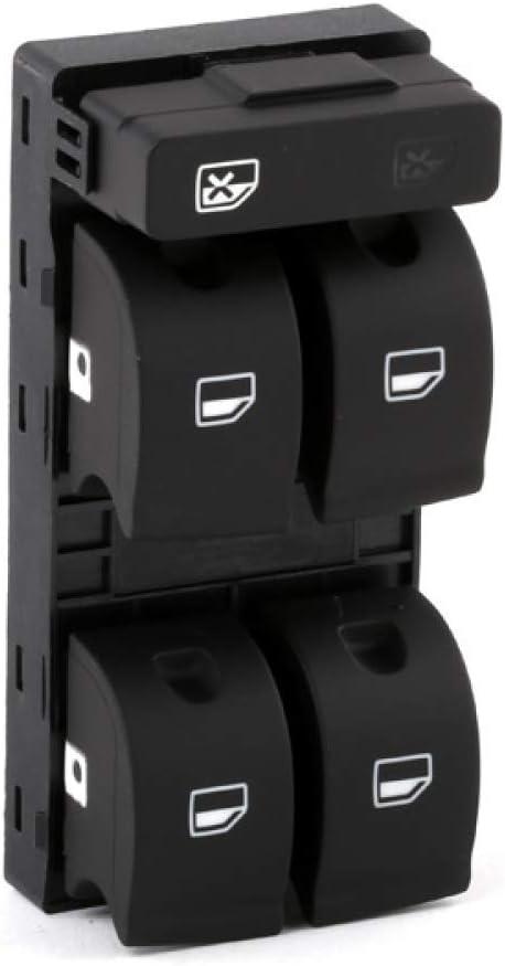 fahrerseitig vorne TOPRAN 116 021 Schalter Fensterheber Fensterheberschalter Fahrzeugt/ür