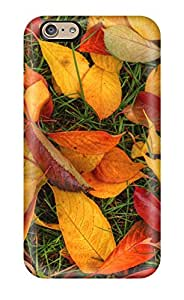Hazel J. Ashcraft's Shop Best Hot Autumn Leaves Tpu Case Cover Compatible With Iphone 6 6740671K38928594