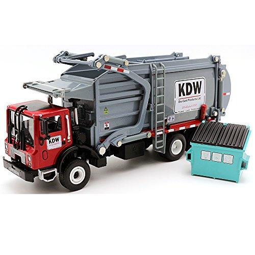 KAIDIWEI 1/43 Scale Diecast Material Transporter Garbage