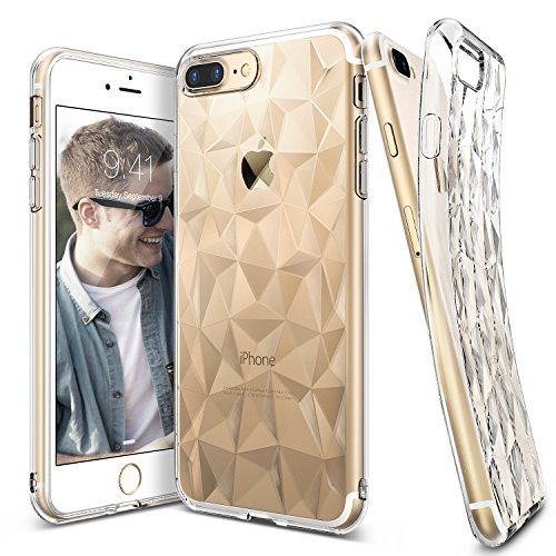 iPhone 7 Plus Case, Ringke [AIR PRISM] 3D Vogue Design Chic Ultra...