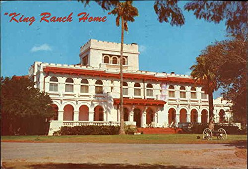 King Ranch Texas >> Amazon Com King Ranch Home Kingsville Texas Original