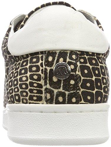 Femme Crocodile Hairon Baskets Black Zj3 Nena Leather Maruti Gris 5YqOIO