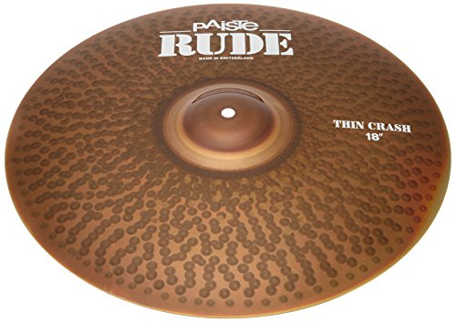 Paiste Rude Thin Crash 18 in. (Rude Thin)