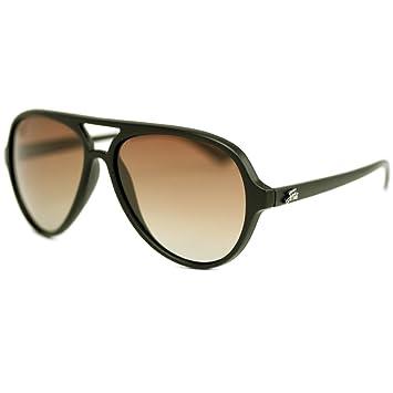 da11b8bb507e Fortis NEW Polarised Aviator Fishing Sunglasses (MATT BLACK)  Amazon ...