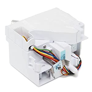 Samsung DA97-12540G Refrigerator Auger Motor Assembly Genuine Original Equipment Manufacturer (OEM) Part