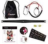 Resistance Bands - OFFICIAL BodyGym Core System with Marie Osmond - Portable Gym - Strength and Resistance Home Gym