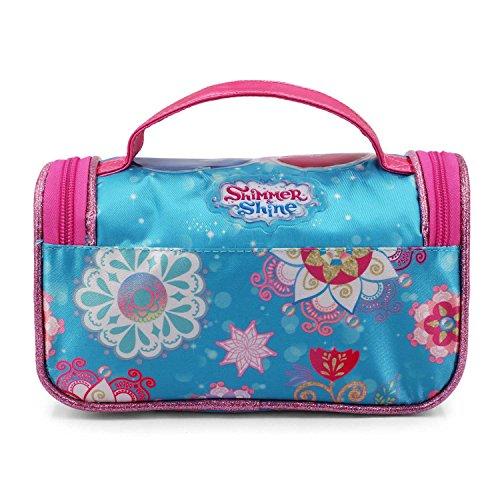 Shimmer Y Shine Dancing Kulturtasche, 20 cm, Rosa