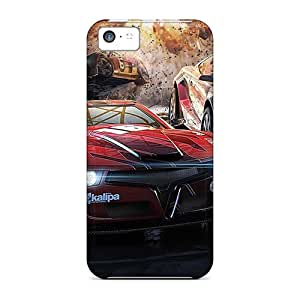Awesome Case Cover/iphone 5c Defender Case Cover(split Second)