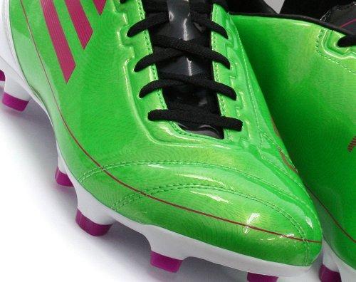Adidas F10 trx fg G43936, de fútbol para hombre Verde - Vert, violet et blanc