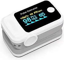 Sonolife Oxímetro LiveSmart de Medición de SpO2 y Pulso en Pantalla LED de Gran tamaño