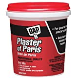 Dap 10308 Interior Plaster of Paris, 4-Pound