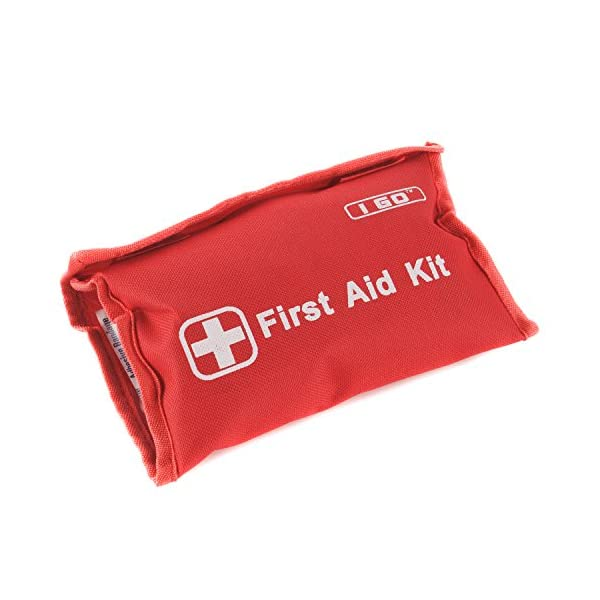 I Go 89 Piece First Aid Kit Red