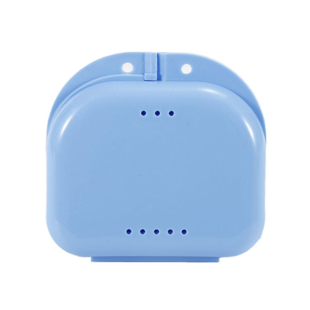 Bigmai Mouthguard Retainer Case Orthodontic Denture Plastic Storage Box