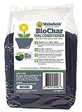 Wakefield Biochar Soil Conditioner - Premium - 1 lb Bag - 100% Biochar - Low Dust - USDA Certified