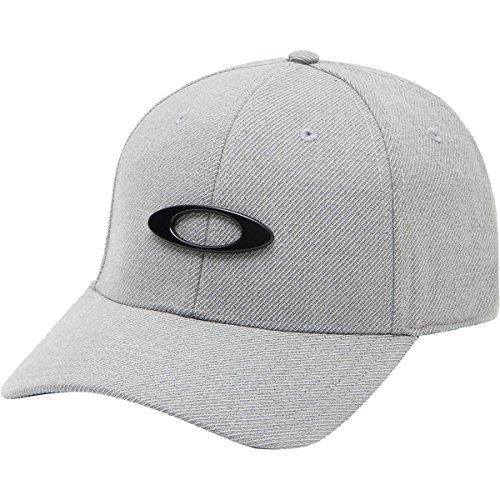 Oakley Men's Tin Can Cap, Stone Gray, S/M ()