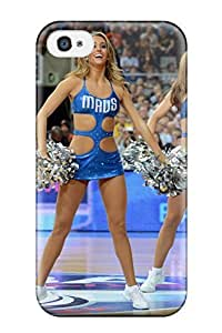 DAgJHLx1611AErsN Snap On Skin Case For Sumsung Galaxy S4 I9500 Cover(dallas Mavericks Cheerleader Basketball Nba )