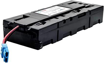 Plug /& Play! UPSBatteryCenter Compatible Battery Pack for APC Smart-UPS SC 250VA SC250RM1U