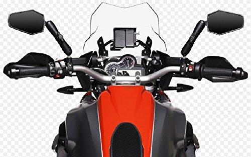 Folding Motorcycle Mirrors - 4