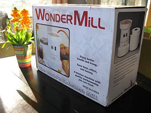 WonderMill Electric Grain Grinder - Grain Mill (110 V) by Wondermill (Image #8)