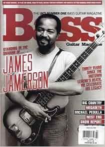 Bass Guitar Magizine : bass guitar magazine issue 94 august 2013 james jamerson cover joel mclver books ~ Hamham.info Haus und Dekorationen