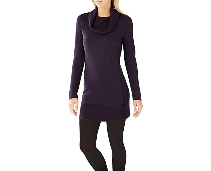 d08e3af1368 Amazon.com  Smartwool Women s Granite Falls Sweater Dress (Silver Gray  Heather) X-Large  Sports   Outdoors