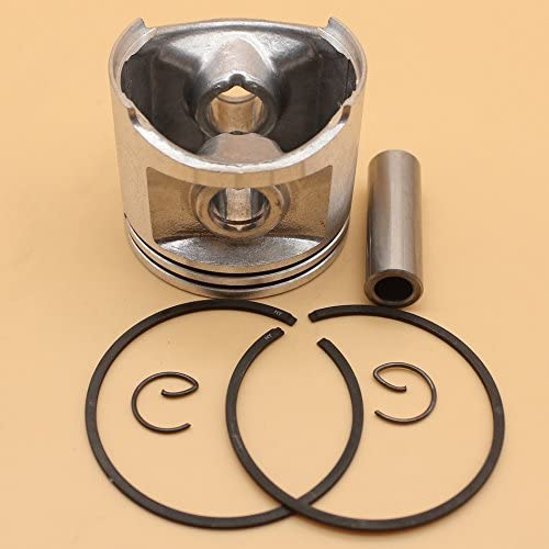 50/mm Big Bore Kolben Replica Pin Ringe Kit f/ür Husqvarna 371/XP 372/372/x p Chainsaw 503691271//503/69/12/71