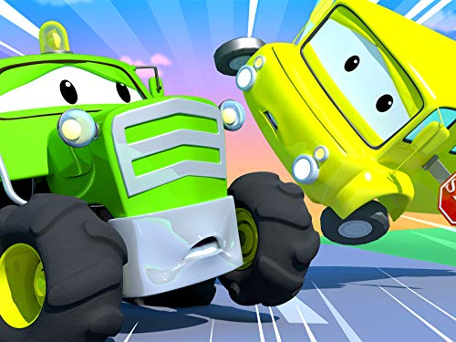 Ben the Tractor and Tom The Tow Truck