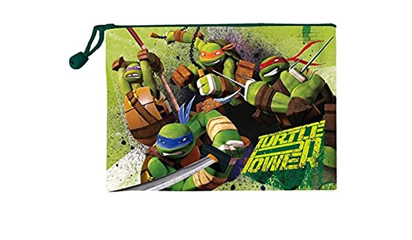 Tortugas Ninja Neceser, 0: Amazon.es: Hogar