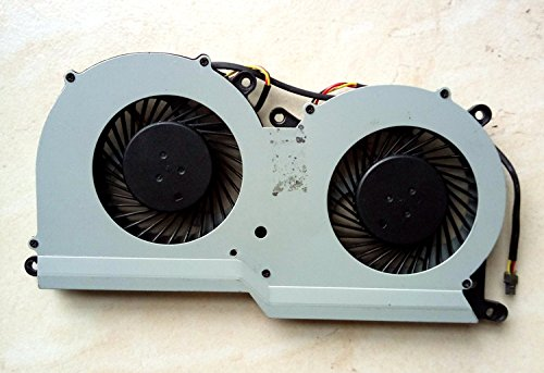EJTONG New for Clevo P650SA P650SG P651SE P651SG P650SE P650RE3 P650RE6 P650RG Series Laptop VGA GPU Fan DFS541105FC0T FG80 DC 5V 0.5A 6-31-P6502-201