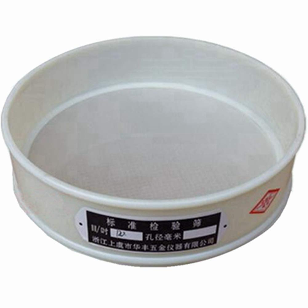 Newest 60 Mesh 0.3mm Aperture Lab Standard Test Sieve Nylon Diam 20cm by D.berite